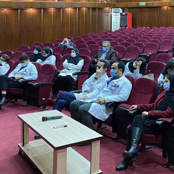 Shariati Hospital Neurology Grand Round