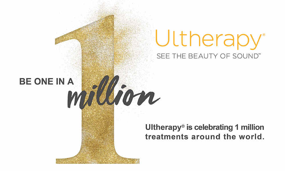 Merz Celebrates a Monumental Milestone: One Million Treatments Worldwide with Ultherapy