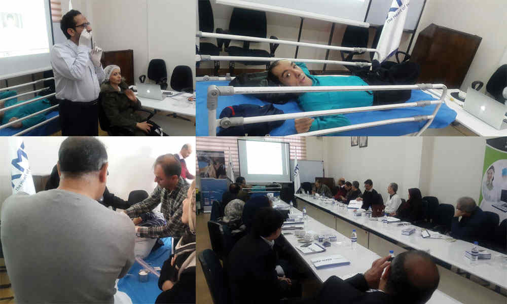 Xeomin Injection Workshop for Karaj neurologists